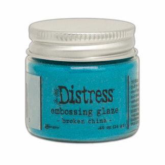 Distress Embossing Glazes